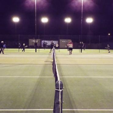 4 Floodlit Courts